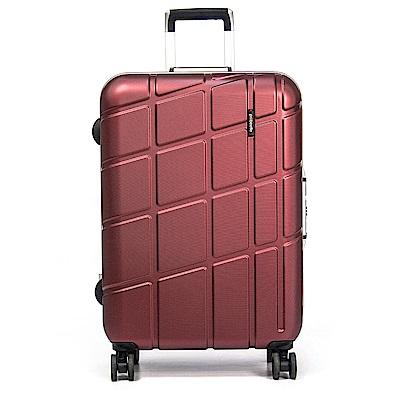 eminent萬國通路-24吋Probeetle系列鋁框行李箱-URA-9P32