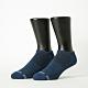 Footer除臭襪-單色運動逆氣流氣墊船短襪加大款-六雙入(黑*2+白*2+藍*2) product thumbnail 1