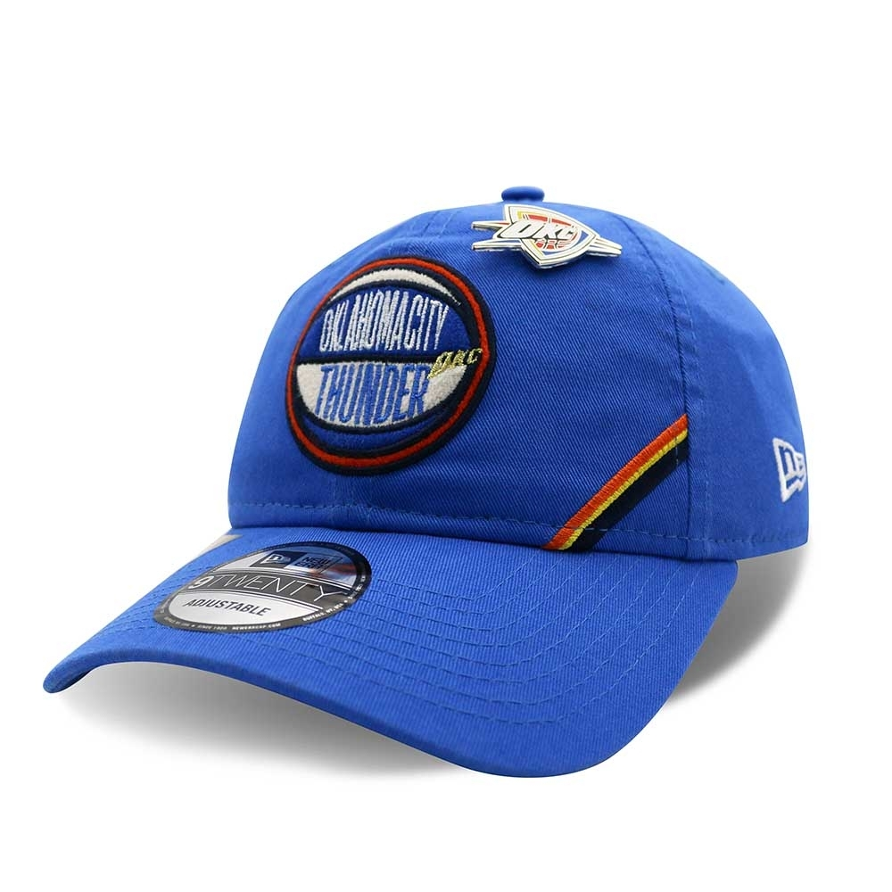 New Era 920 NBA DRAFT 棒球帽 雷霆隊
