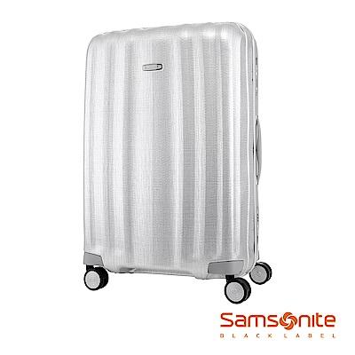 Samsonite新秀麗 25吋Lite-Cube高質感耐衝擊Curv鋁框登機箱(鋁銀)