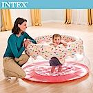 INTEX 甜甜圈造型跳跳床/球池/遊戲床(48476)