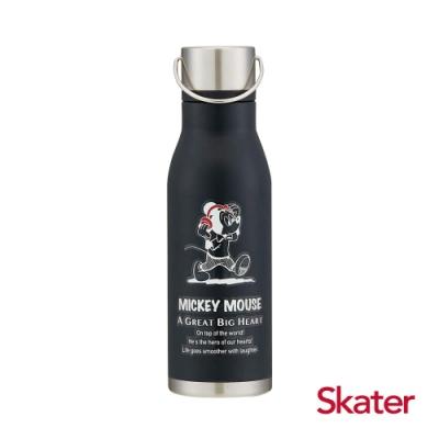 Skater 雙層不鏽鋼真空瓶(600ml)米奇Street