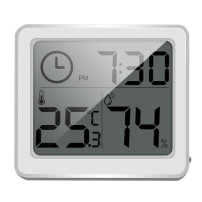ThL 超薄數位溫濕度計TH1(家庭必備)