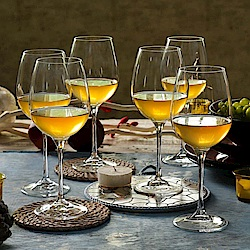 義大利RCR茵芙曼無鉛水晶紅酒杯590ml (2入)