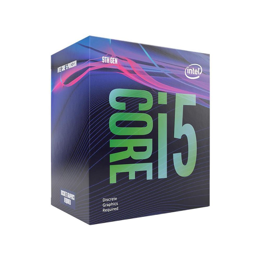 Intel 第九代 Core i5-9400F 六核心處理器(代理商貨)