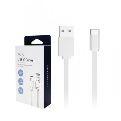 ASUS 華碩 USB-C 原廠傳輸充電線 白色 (台灣公司貨-盒裝)