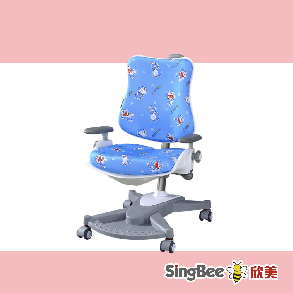 SingBee欣美 Doraemon 148單背椅