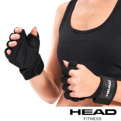 HEAD 透氣式健身手套 重訓手套