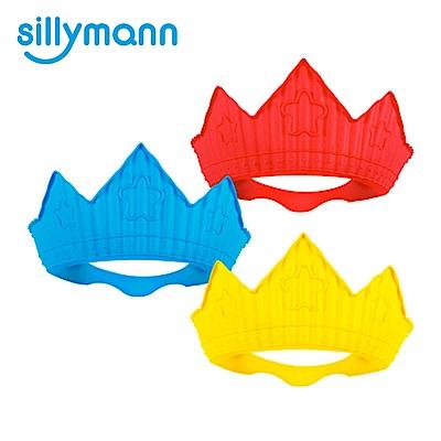 韓國sillymann-100%鉑金矽膠皇冠幼兒洗髮帽 (顏色任選)