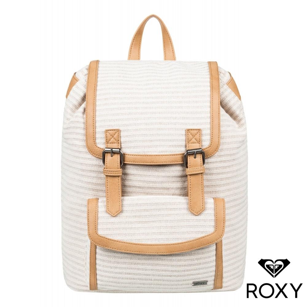 【ROXY】LOVE POEM 後背包 卡其