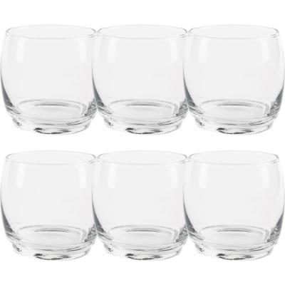《EXCELSA》Male可疊式玻璃杯6入(325ml)