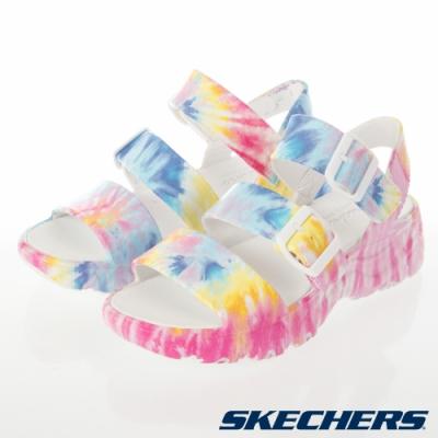 SKECHERS  女休閒系列 涼拖鞋 CALI GEAR D LITES 2.0-111068MLT