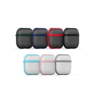 QinD Apple AirPods 霧感防摔套(通用版)