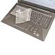 EZstick ASUS FA706 FA706IU 專用 奈米銀抗菌 TPU 鍵盤膜 product thumbnail 1