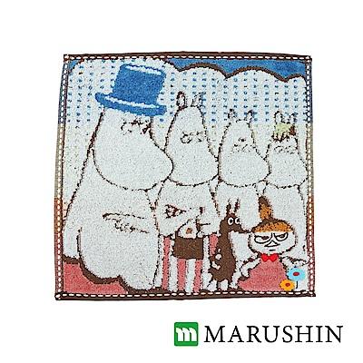 [活動]日本丸真Moomin刺繡方巾-家庭