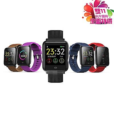 JSmax SW-Q9 旗艦款智慧健康運動管理手錶(運動&健康數據監測)