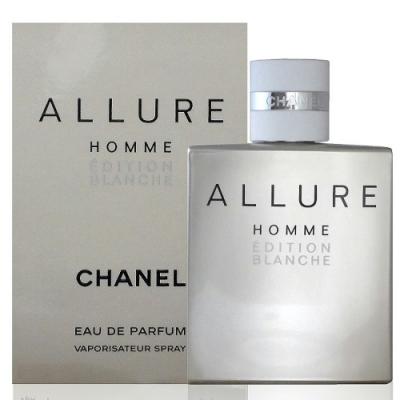 Chanel Allure Edition Blanche 白色時尚男性淡香精 50ml