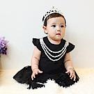 日安朵朵 女嬰雪紡蓬蓬裙連身衣禮盒–奧黛莉赫本(MIT衣+寶寶襪)