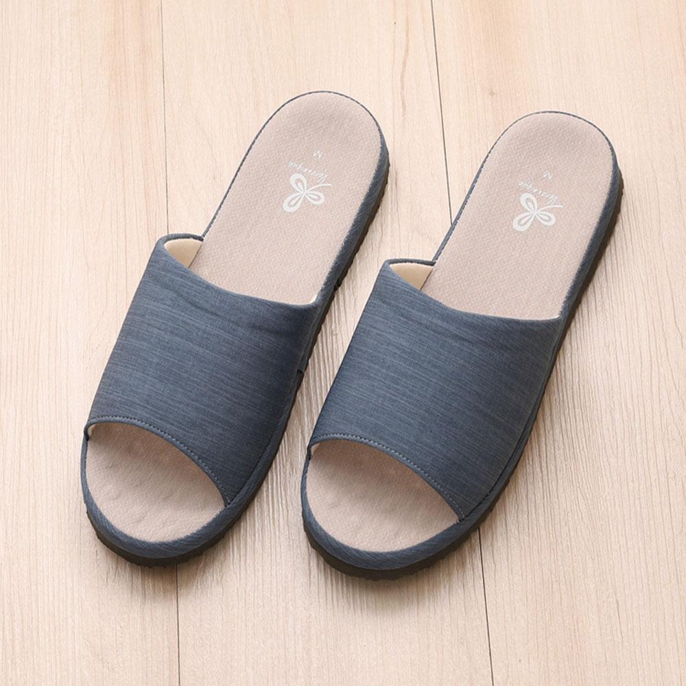 維諾妮卡 冰咖啡紗舒壓乳膠室內拖鞋 product image 1