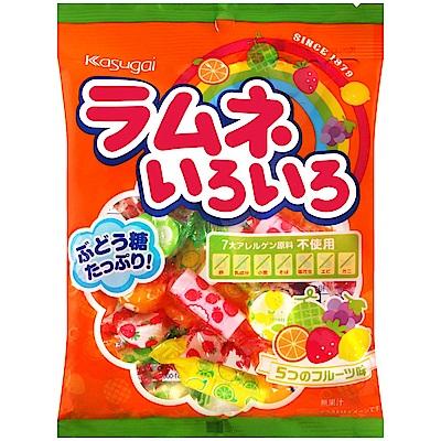 春日井 水果風味汽水糖(70g)