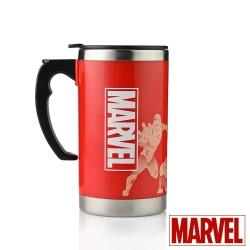 Marvel漫威 漫威系列#304不鏽鋼隔熱保溫辦公杯600ml(快)