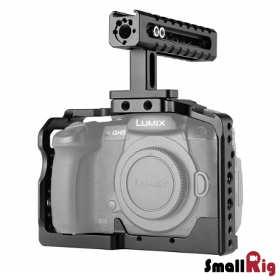 SmallRig 2050 專用相機提籠組│for Panasonic GH5