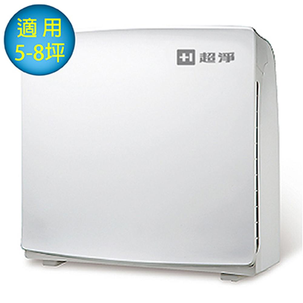佳醫超淨 5-8坪 抗過敏空氣清淨機 AIR-05W