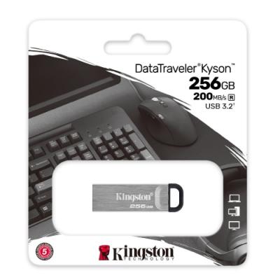金士頓 Kingston DataTraveler Kyson 256GB USB3.2 隨身碟 DTKN/256GB