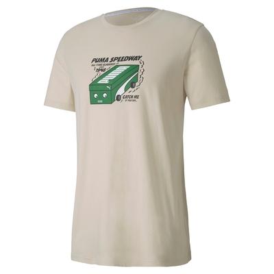 【PUMA官方旗艦】流行系列Shoe Box短袖T恤 男性 59862765
