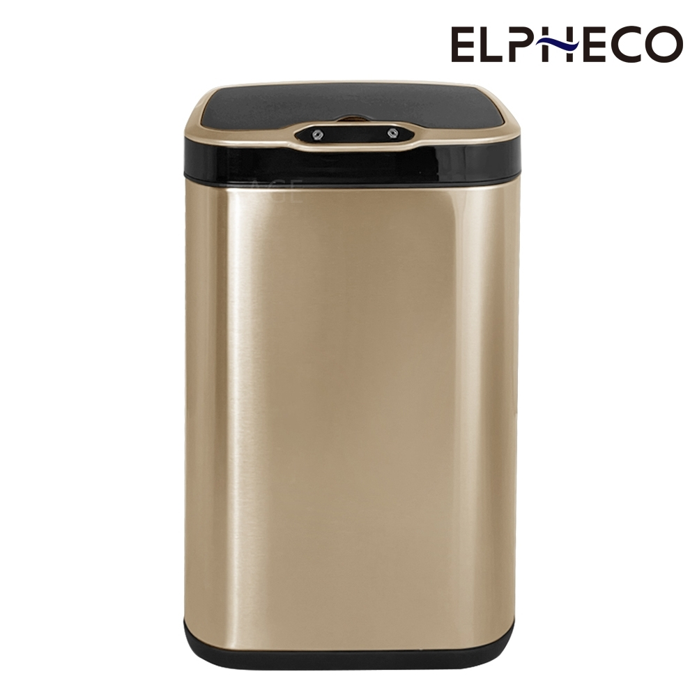 ELPHECO 不鏽鋼除臭感應垃圾桶 ELPH6311U