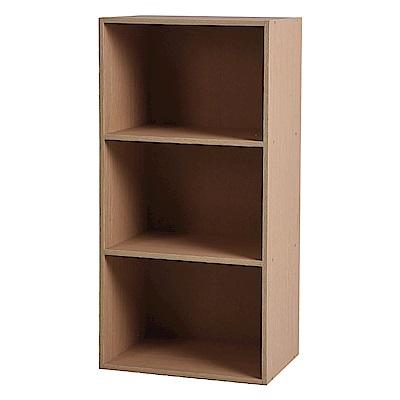 JP Kagu 日式品味DIY木質三層櫃/收納櫃2組(3色)42x28x84cm