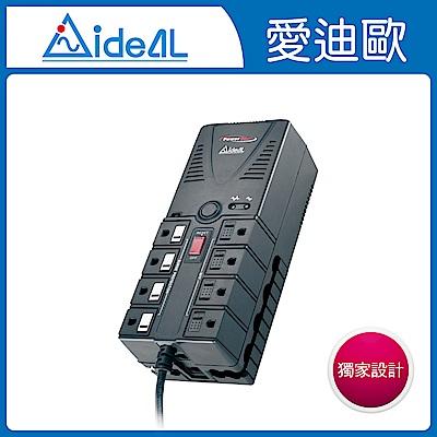 愛迪歐IDEAL 2000VA穩壓器 PS-2000(2000VA/1000W)