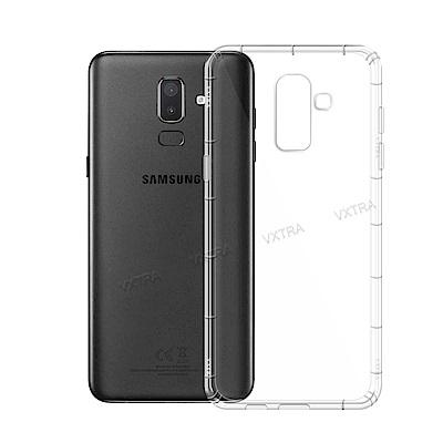 VXTRA Samsung Galaxy J8 防摔抗震氣墊保護殼 手機殼