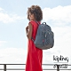 Kipling | Coca-Cola 聯名款創意LOGO印花機能手提後背包-SEOUL product thumbnail 1