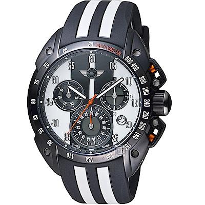 MINI Swiss Watches經典設計時尚腕錶(MINI-160106)-白