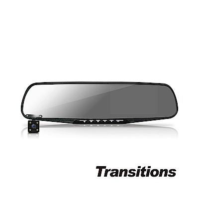 全視線 LS350 GPS測速 1080P雙鏡頭行車記錄器-8H