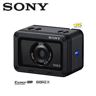 SONY Cyber-shot 數位相機 DSC- RX0 M2 (RX0 II) (公司貨)