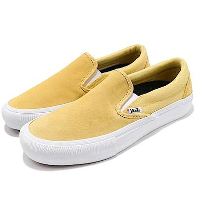 Vans 滑板鞋 Slip On Pro 運動 男女鞋
