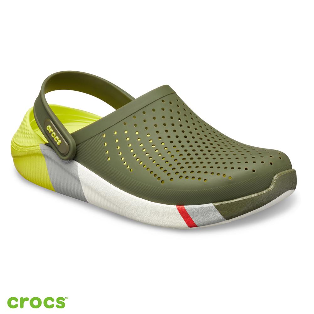 Crocs 卡駱馳 (中性鞋) LiteRide克駱格 205627-37P