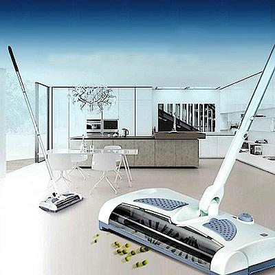 【bri-rich】一機三用充電式無線掃吸拖電動掃地機