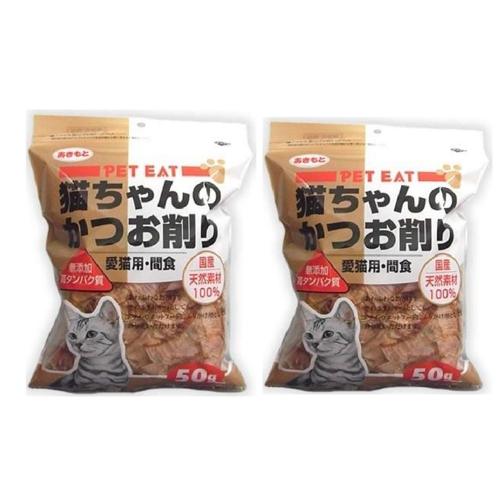 (四包組)PET EAT元氣王-鰹魚薄片 50g