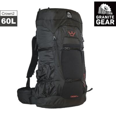 Granite Gear Crown2 60 登山健行背包 / 黑色