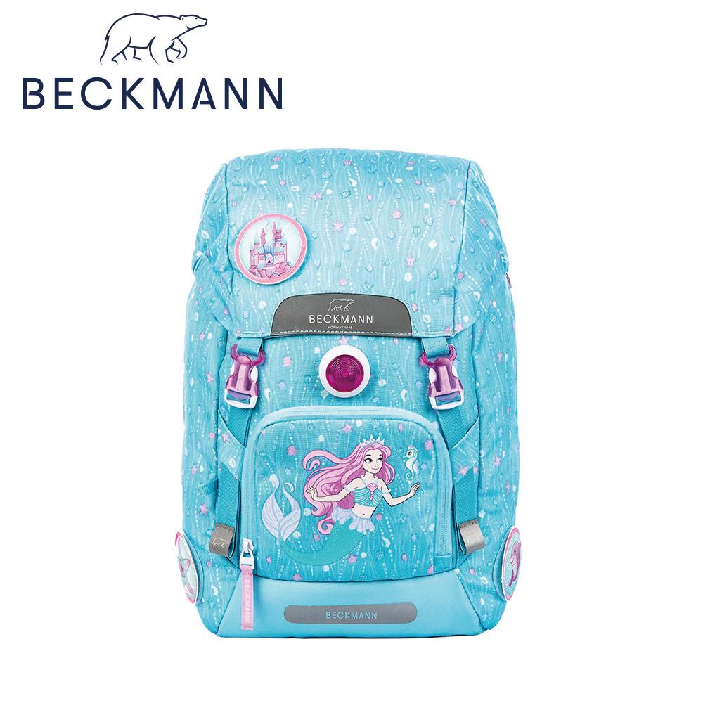 Beckmann-兒童護脊書包22L-魔法美人魚