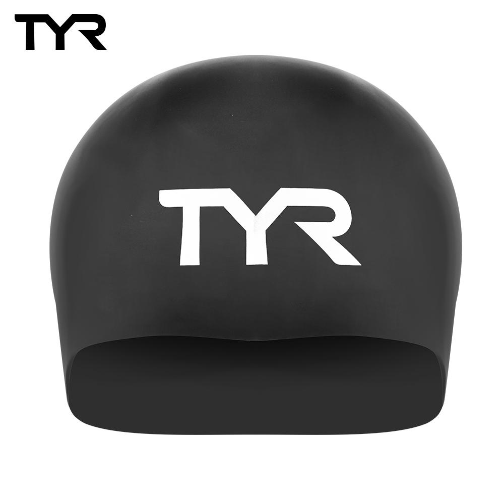 美國TYR FINA認證競賽型成人矽膠泳帽 Tracer-X Racing