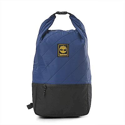 Timberland 男女款藍色拼接手提包後背包 | A1CX5A38