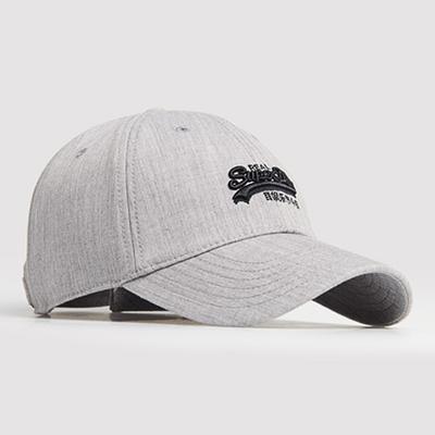 SUPERDRY 棒球帽 Orange Label 灰