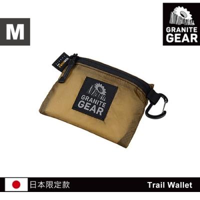 【日本限定款】Granite Gear 1000102 Trail Wallet 輕量零錢包(M) / 狼棕色