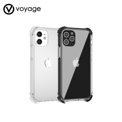 VOYAGE 超軍規防摔保護殼-Pure Tactical -iPhone 12/Pro (6.1 )