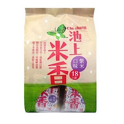 池上鄉農會 池上米香-紫米口味(180g/包)