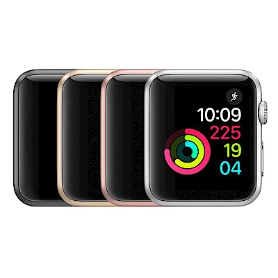 【福利品】Apple Watch Series 2 鋁金屬錶殼-42mm